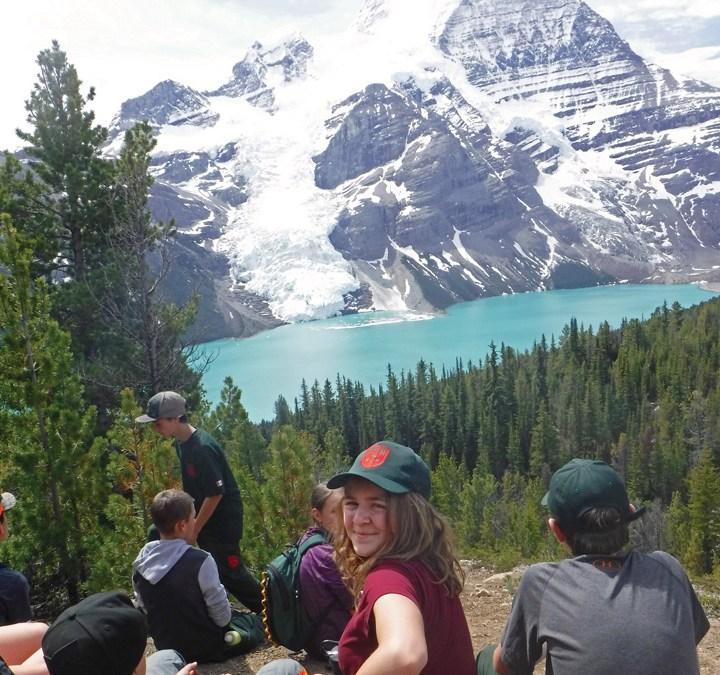 Berg Lake trip