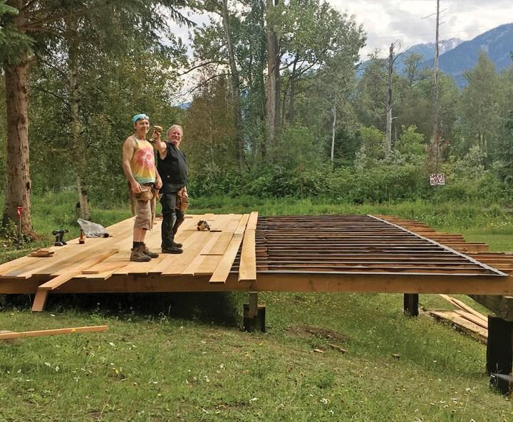 Robson Valley Music Festival gets beer garden, filmmakers