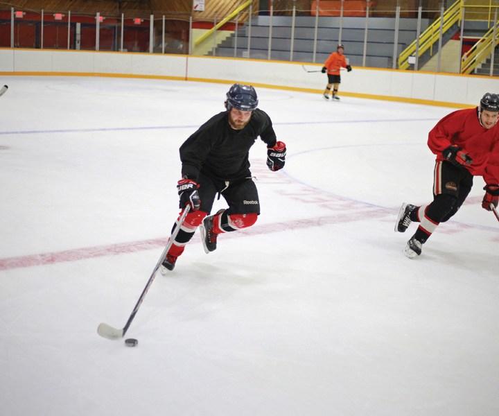 Oldtimer's Hockey