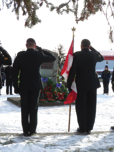 McBride_Remembrance_day_2019_saluting_flag