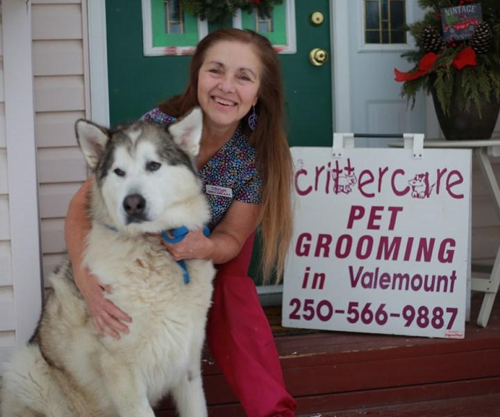 Former dog show winner hangs a shingle for grooming