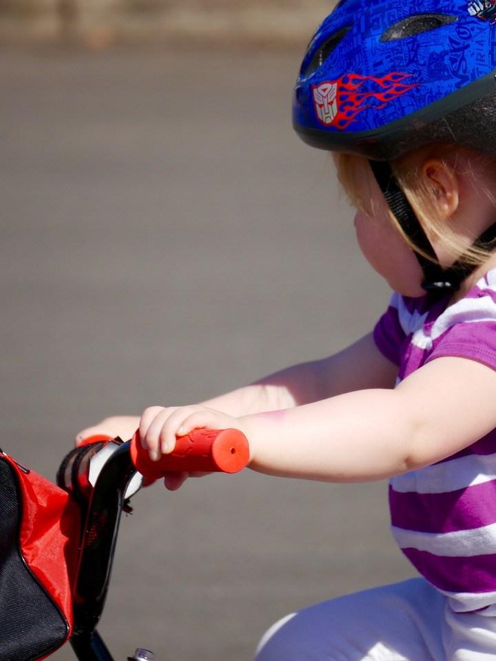 Wear a bike helmet: RCMP