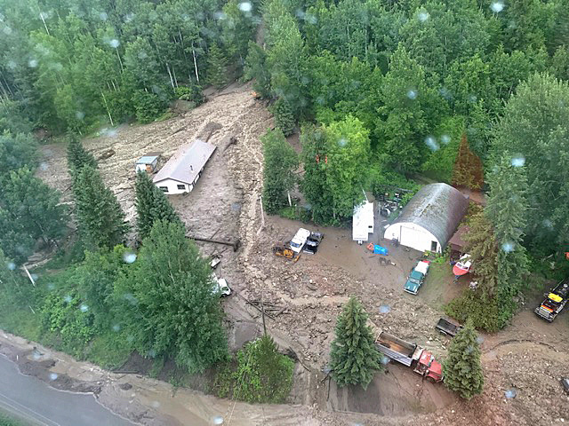 Homeowners still in limbo at Willox Creek