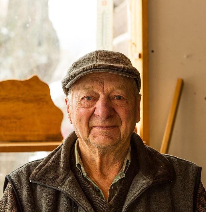 Saying goodbye to master craftsman Henry Unger