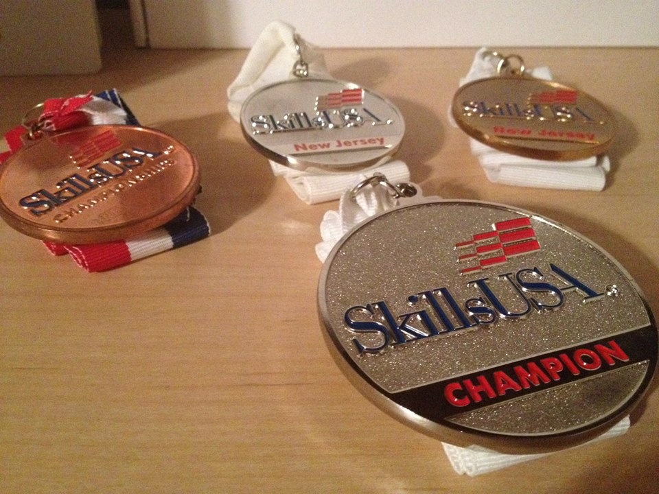 My Medals!
