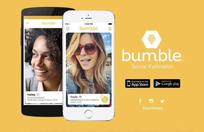 Bumble dating app gay
