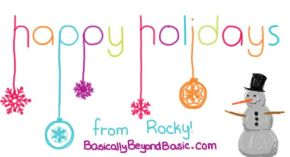 Wishing You and Your Family a Happy Holiday!