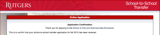 I'm Finally Transferring Out of the Business School