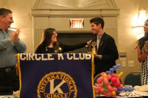 Serving as a 2015-2016 CKI District Governor!