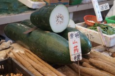 Another giant cucumber