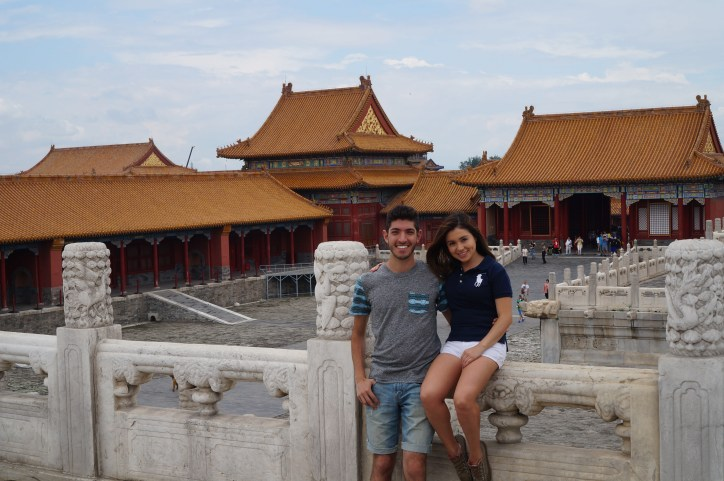 Travel Blog - China