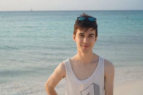 My handsome boyfriend <3