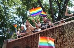 Pride Parade Float