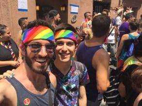 New York City Pride Parade 2016