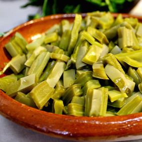 Cactus Salad