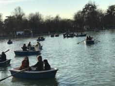 El Retiro Pond
