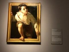 Exhibit in Prado Museum