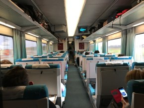 Taking a Train to the Castilla-La Mancha Region of Spain