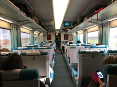 Train to Castilla-La Mancha