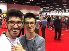 Jorge & I