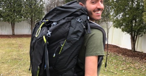 Buying a Digital Nomad Backpack: My Gregory Baltoro 75 GZ Pack