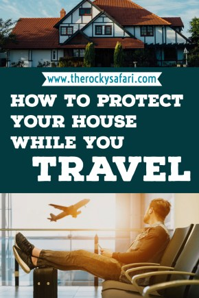 Protect Your Home With Vivint – While You're Away!