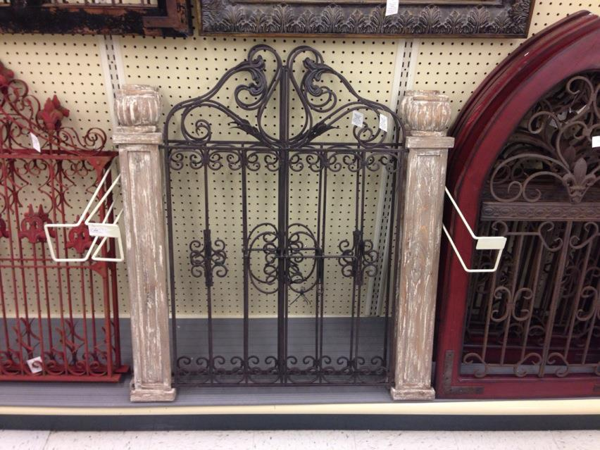 Attractive Cage Door From Hobby Lobby