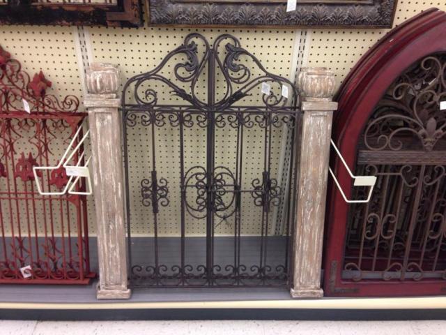 Cage Door from Hobby Lobby