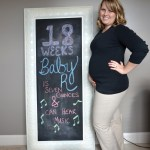 18 Weeks Pregnant with Baby R