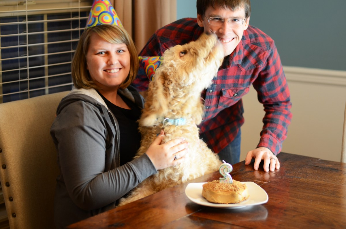 Happy Birthday, Bailey!