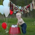 Everett James Rodimel – One Year Old