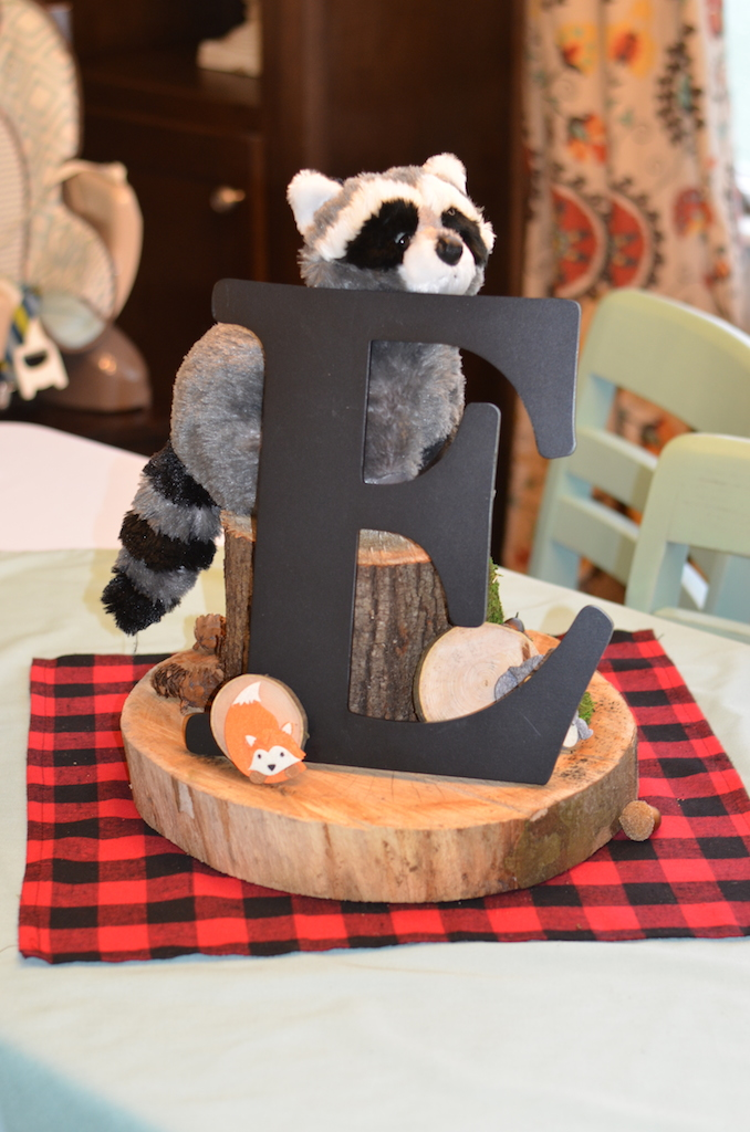 Everett S Lumberjack Birthday Party The Rodimels Family Blog