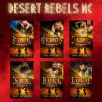 Desert Rebels mc