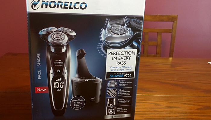 Philips Norelco Shaver - The Rookie Dad