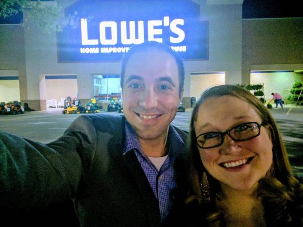 Date Night Lowe's