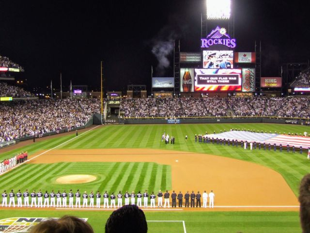 2007 National League Division Series Game 3