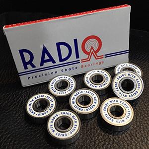 Rodamientos Radio