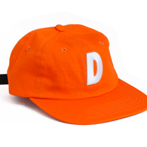 Gorra Damage 6 Panel D Orange