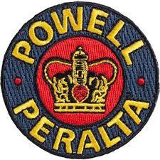 Parche Powell Peralta Supreme