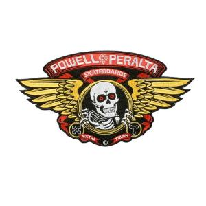 Parche Powell Peralta Winged Ripper Small
