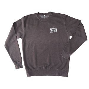 Sudadera The Room Chains Logo Grey Heather