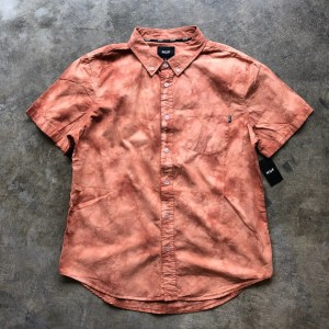 Camisa Huf Bowery Canyon Sunset