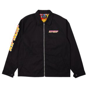 Chaqueta Rip N Dip Racing team Coach Black