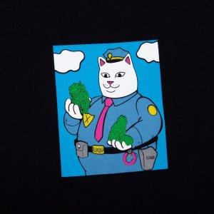 Camiseta Rip N Dip Confiscated Black
