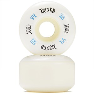 Ruedas Bones 53mm 100´S V4 Wide