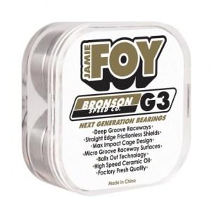 Rodamientos Bronson Jamie Foy G3