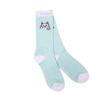 Calcetines RipNDip Peek a Nermal Mint