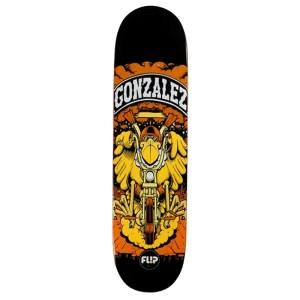 Tabla Flip 8″ Gonzalez Comix