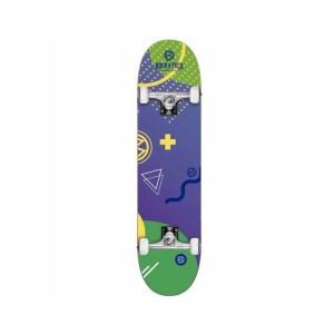 Monopatin Completo BD 8″ Memphis Purple