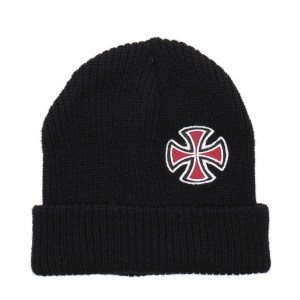 Gorro Independent  Cross Black
